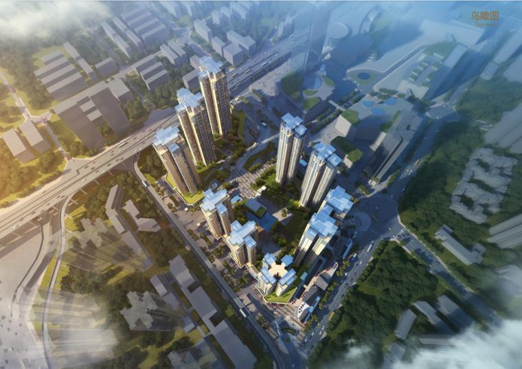 [四川]成都华润二十四城欧陆风格建筑方案文本(BOTAO设计|PDF+64页)
