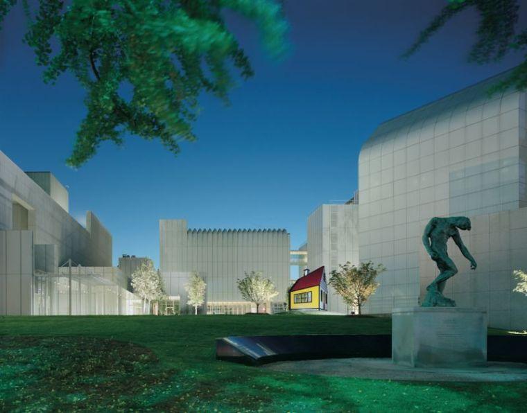 美国51州最佳建筑设计丨附50套公建+住宅+中式建筑SU模型_15