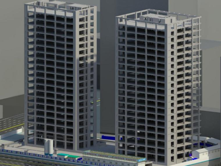 提高整体提升钢结构连廊高空对接初验合格率施工工艺(图文并茂)