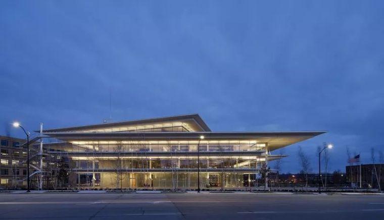 美国51州最佳建筑设计丨附50套公建+住宅+中式建筑SU模型_20