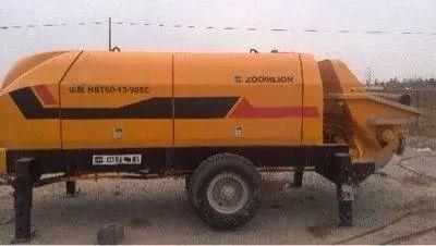 造成混凝土拖泵堵管的原因是什么,应该如何解决?