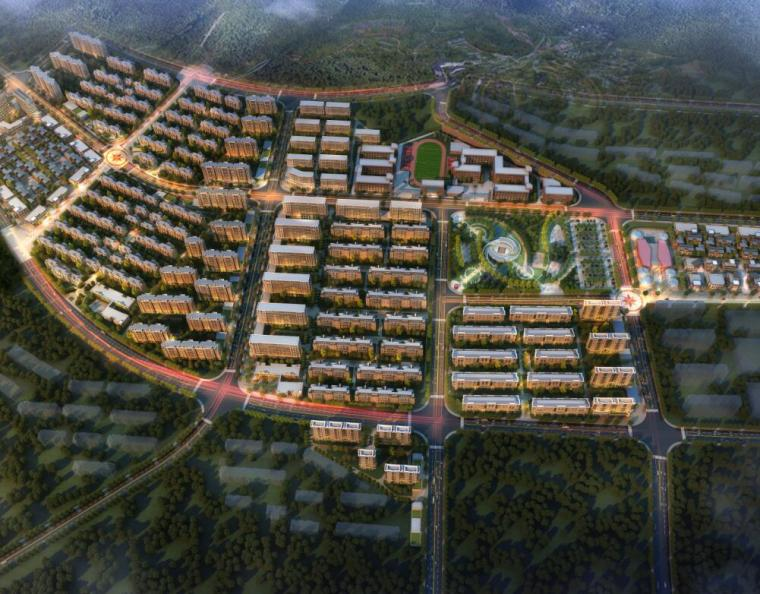 [辽宁]大连华润城建筑规划方案文本(水石设计|PDF+169页)