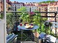 """阳台打造""""花园洋房"""",小阳台变身大花园,你也可拥有!"""