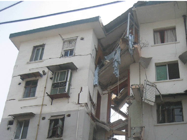 建筑抗震加固技术