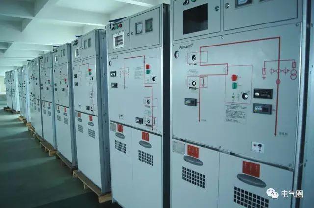 [电气分享]高压开关柜知识、停送电操作及故障判断处理方法详解
