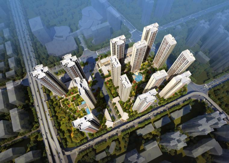 [四川]欧陆风格华润城建筑方案文本(联创UDG设计|PDF+129页)