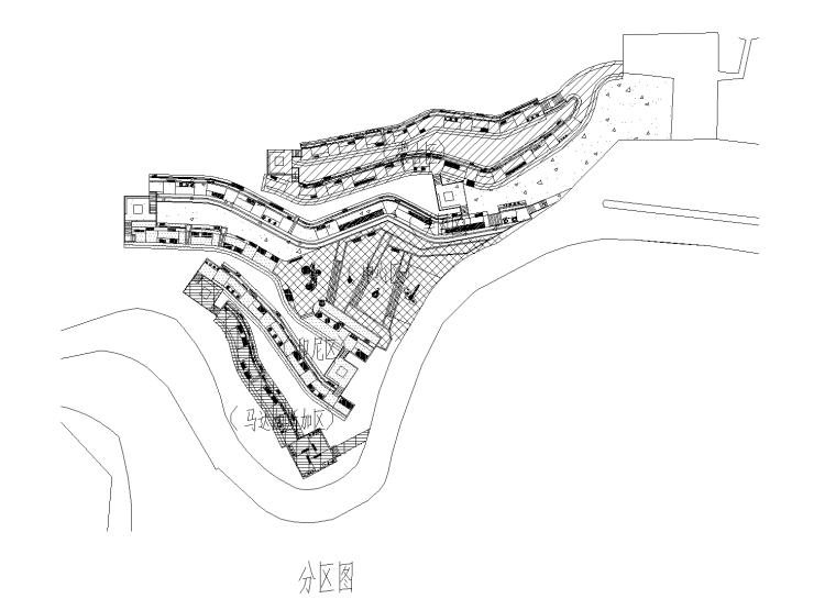 [深圳]仙湖植物园景点二期景观CAD施工图