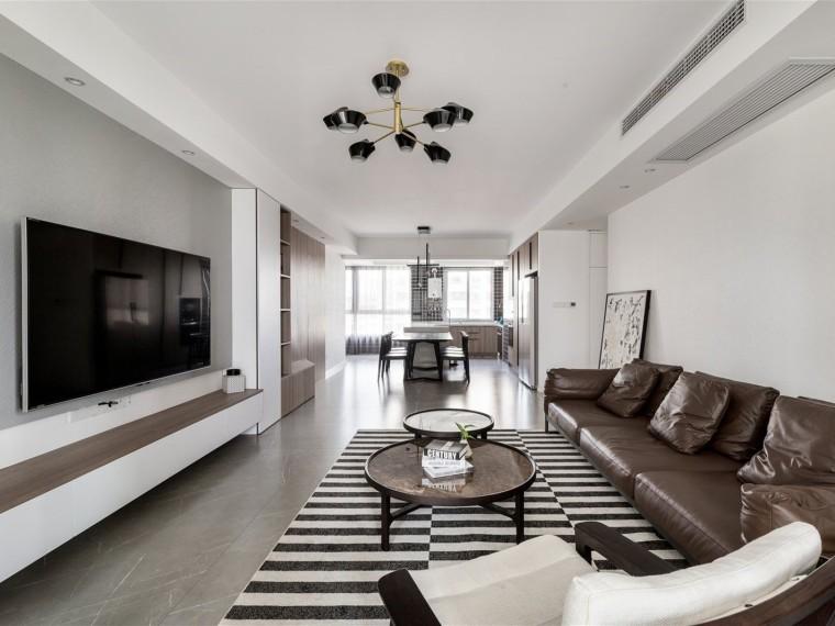 现代简约风格的住宅