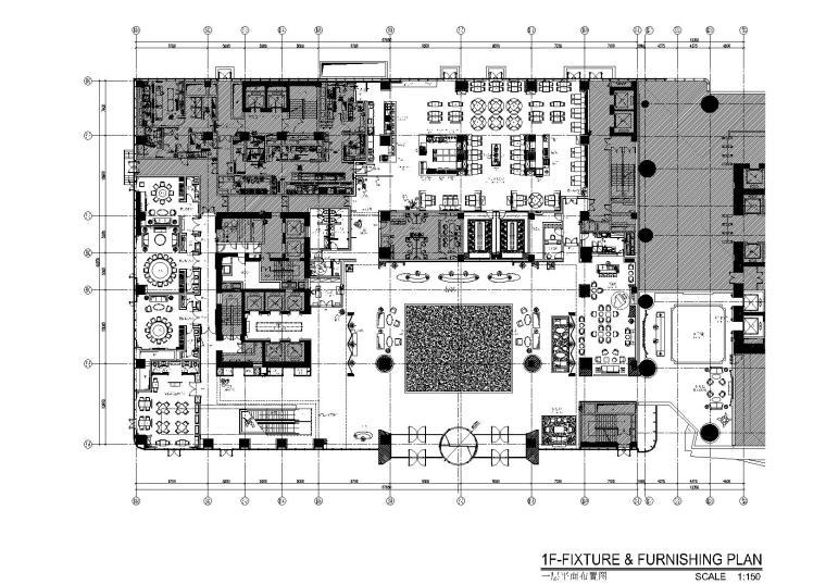[云南]万达设计院-昆明万达酒店设计方案+高清效果图+全套CAD施工图