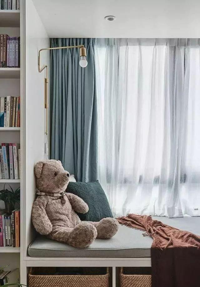 漂亮的家,怎么可以缺少一个飘窗呢?带你走进飘窗的世界