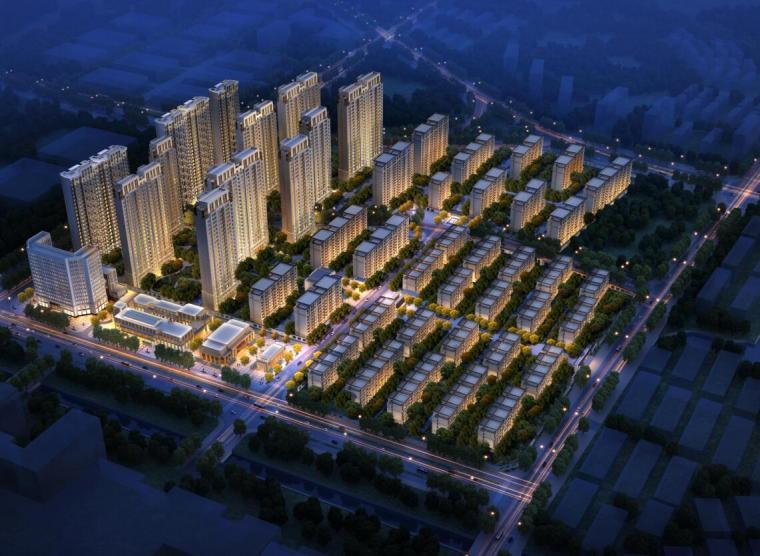 [江苏]新古典风格居住区轻奢豪宅建筑方案文本(BOTAO设计|PDF+300页)