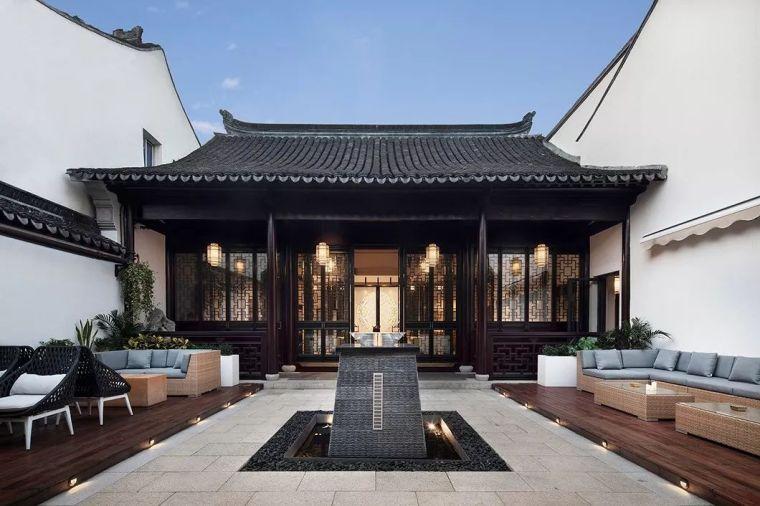 2441㎡江南庭院,中式设计的格调!