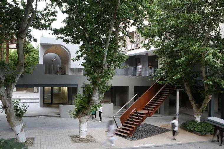 南京艺术学院–砼展厅/上海中森止境设计工作室