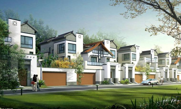 [宁夏]别墅工程监理规划