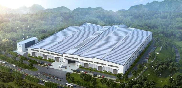 [重庆]工业园区钢结构厂房安全监理规划
