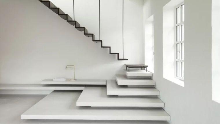 """有""""腔调""""的28个楼梯案例设计分享(文末33套室内施工图资料)_9"""
