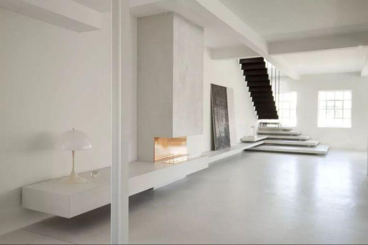 """有""""腔调""""的28个楼梯案例设计分享(文末33套室内施工图资料)_10"""