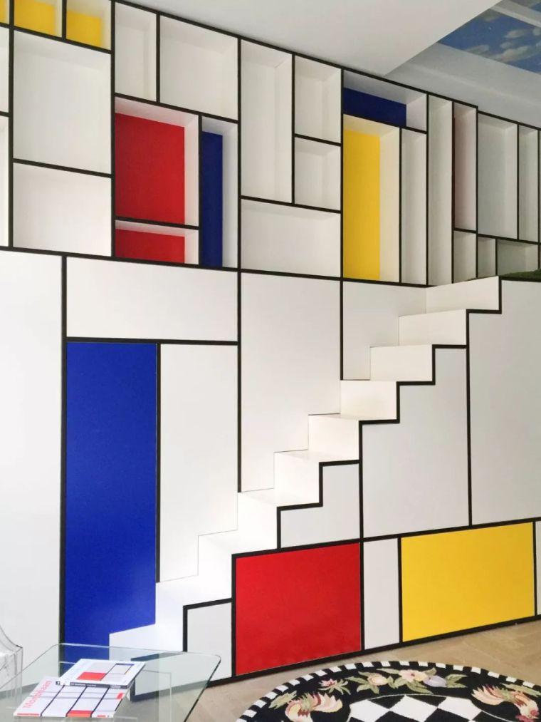 """有""""腔调""""的28个楼梯案例设计分享(文末33套室内施工图资料)_34"""