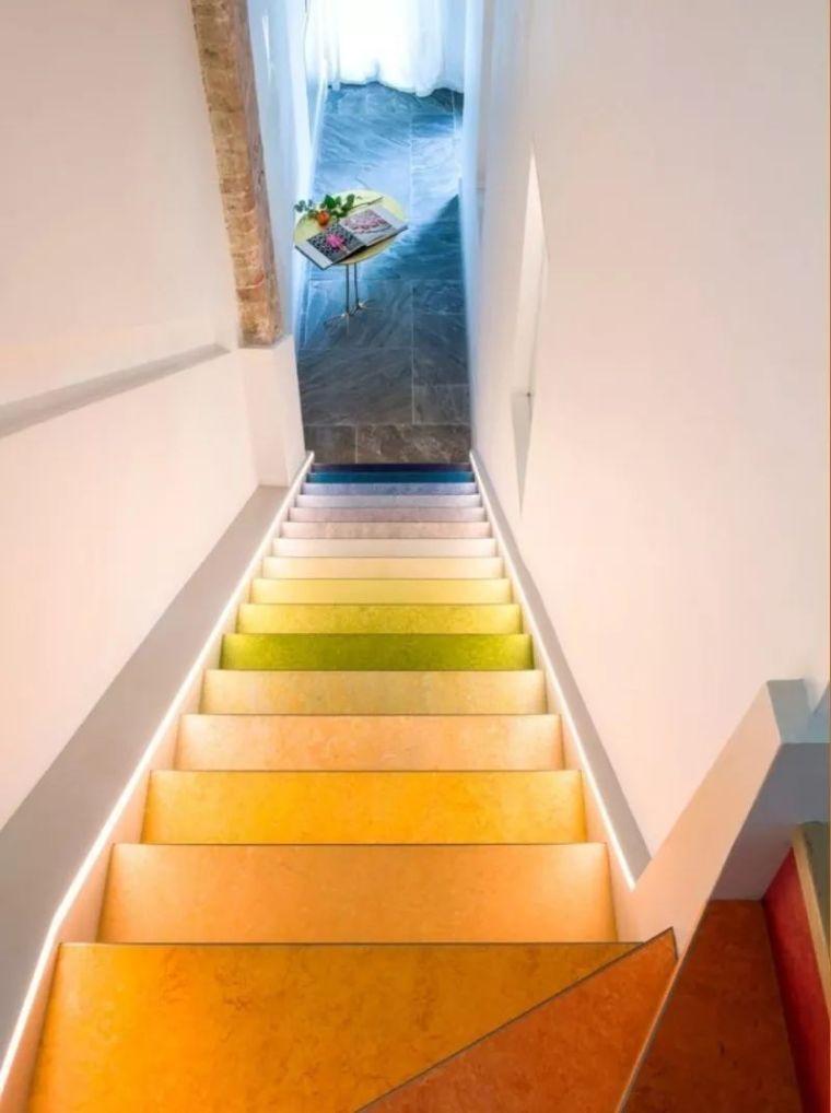 """有""""腔调""""的28个楼梯案例设计分享(文末33套室内施工图资料)_36"""