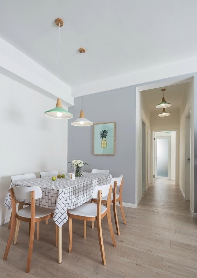 家装设计现代简约两居风格