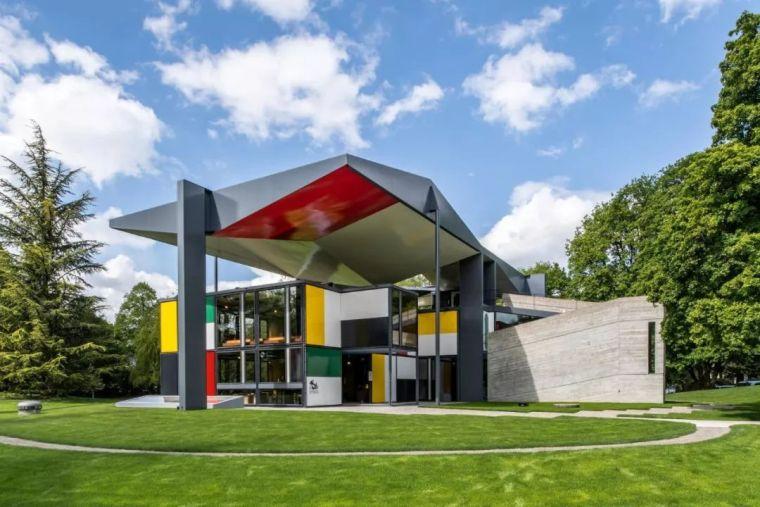 柯布西耶的封山之作重新开放,这才真正是设计与艺术的融合!