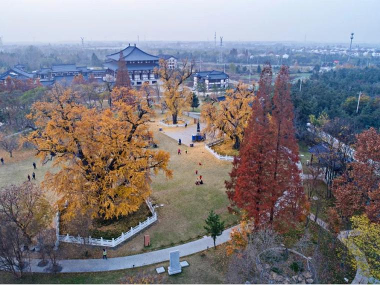 南京惠济寺遗址文化公园