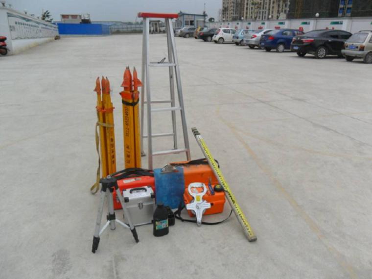 工程定位测量放线管理与应用培训讲义PPT(图文并茂)