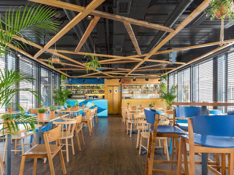 波兰NewWave港口餐厅