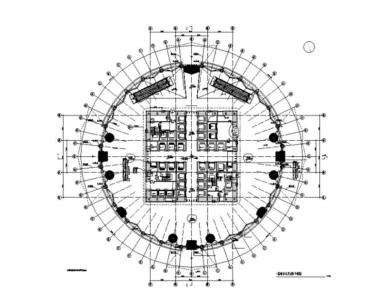 深圳66层大厦给排水设计施工图(DWG+PDF)