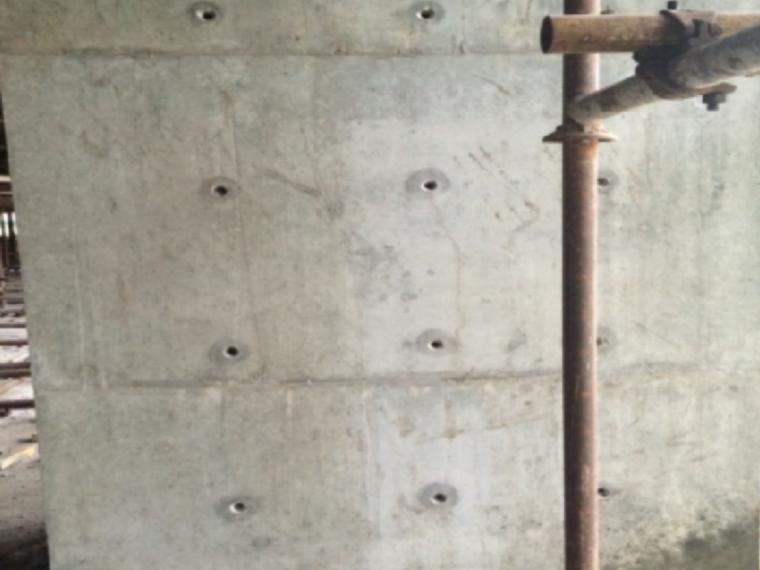 [QC成果]降低对加固框柱的拉螺杆损耗率