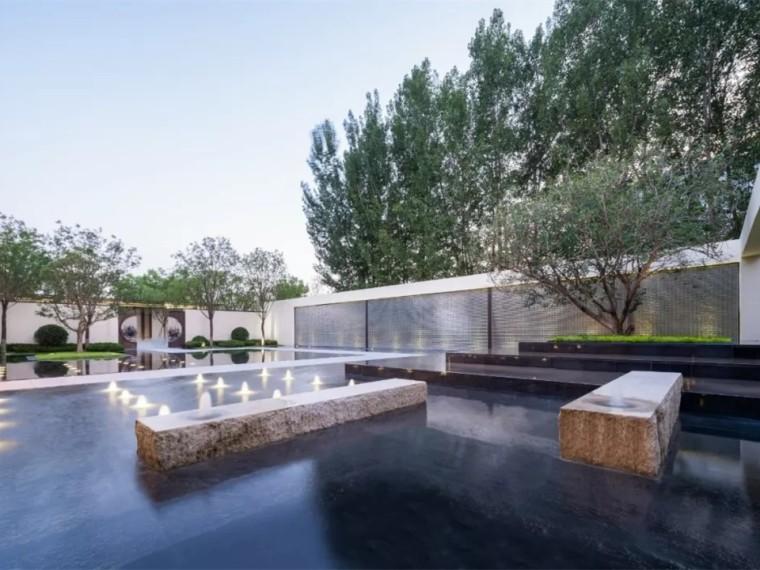 北京未来金茂府示范区景观