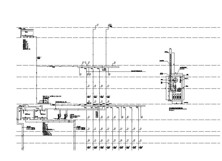 消火栓系统原理图