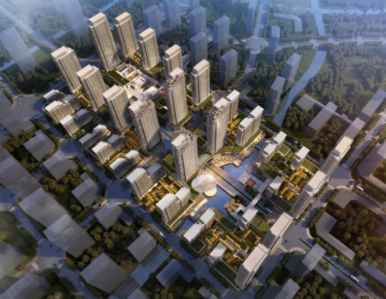 [山东]济南鲁能张马片区现代风格高层居住区建筑文本(水石设计|PDF+164页)