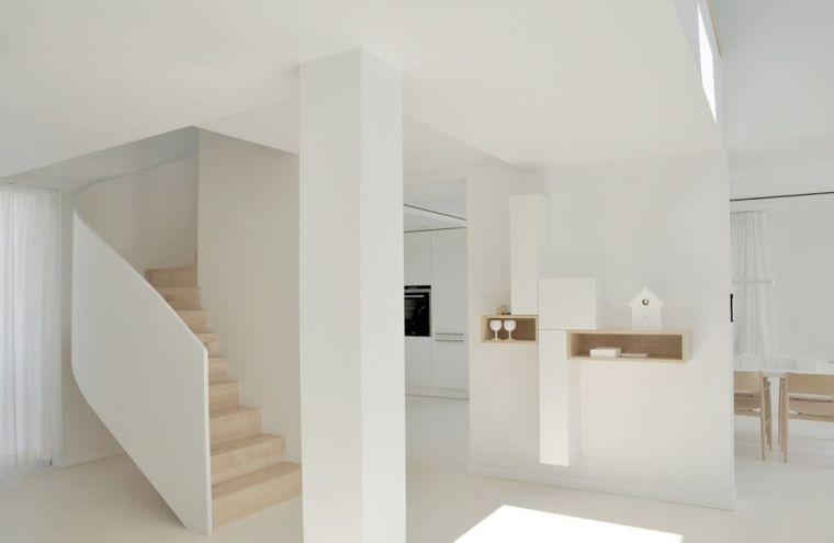 """有""""腔调""""的28个楼梯案例设计分享(文末33套室内施工图资料)_17"""