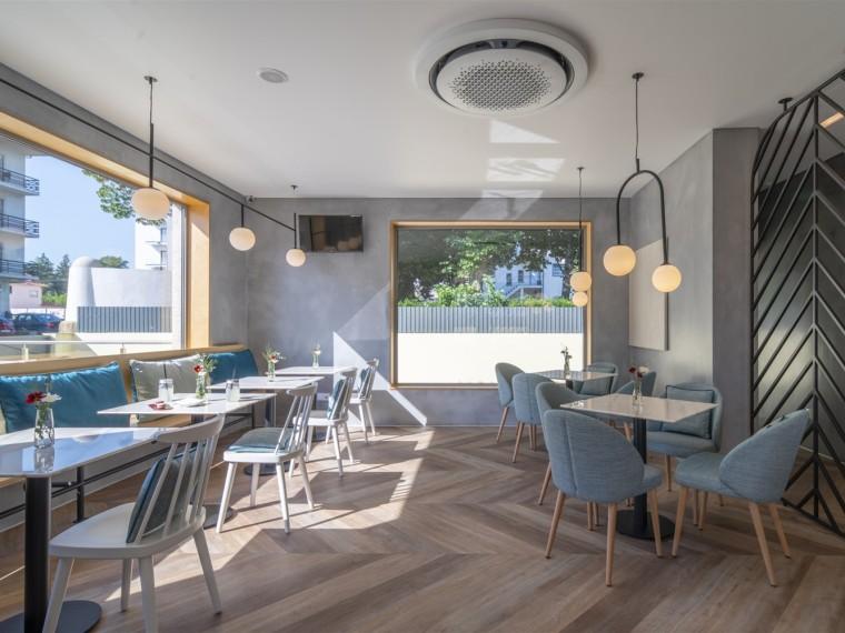 葡萄牙EstrelaDoceBakery咖啡店