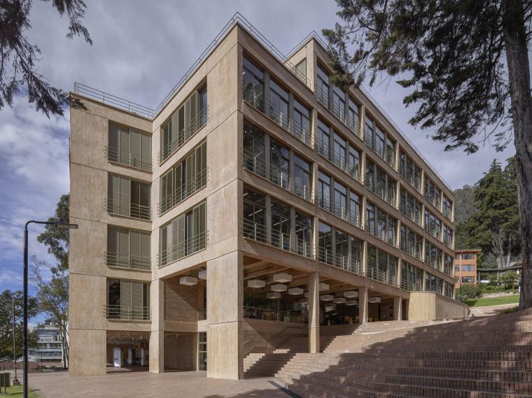 哥伦比亚安德斯大学建筑学院