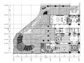 办公楼屋顶花园景观全套CAD施工图