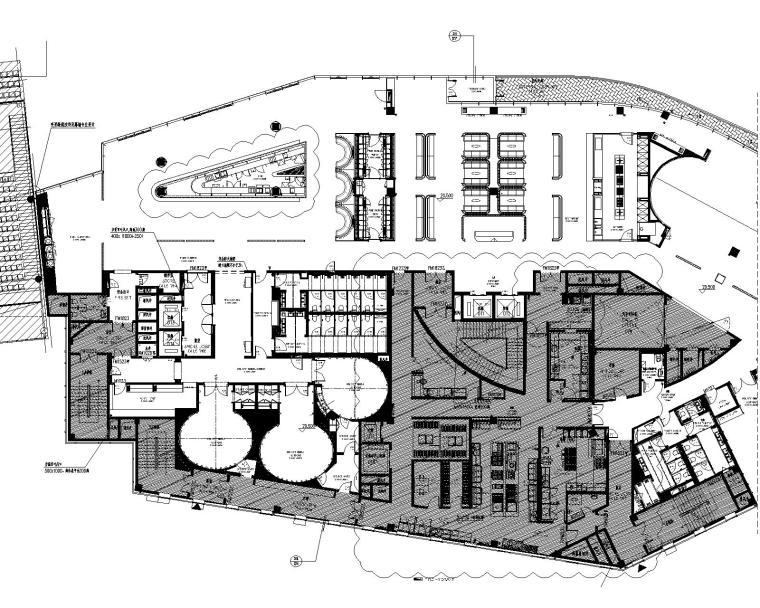 [浙江]伦敦KatharinePooley-绍兴天马汽车试驾体验场施工图+PPT方案+效果图+物料书