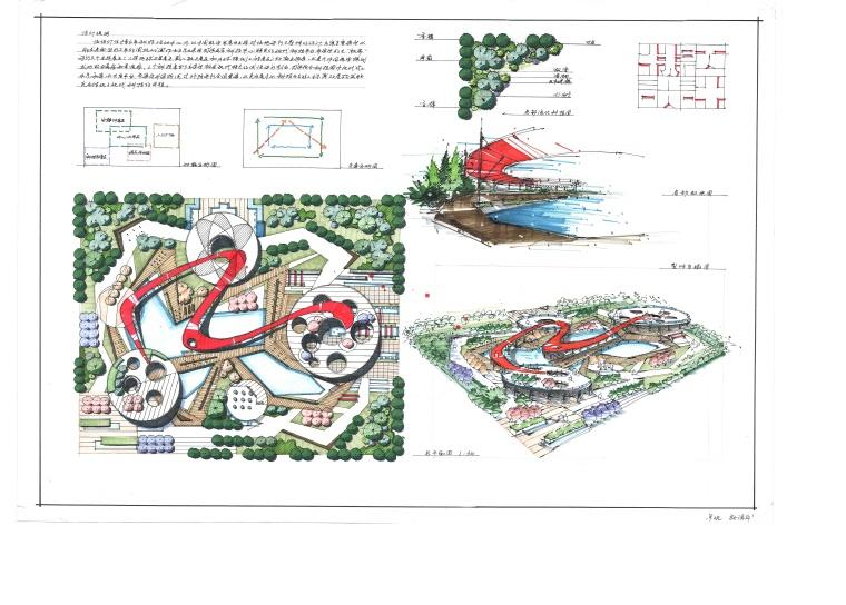 北林保研园林景观手绘快题设计(共28张)-20120729155903326_0016