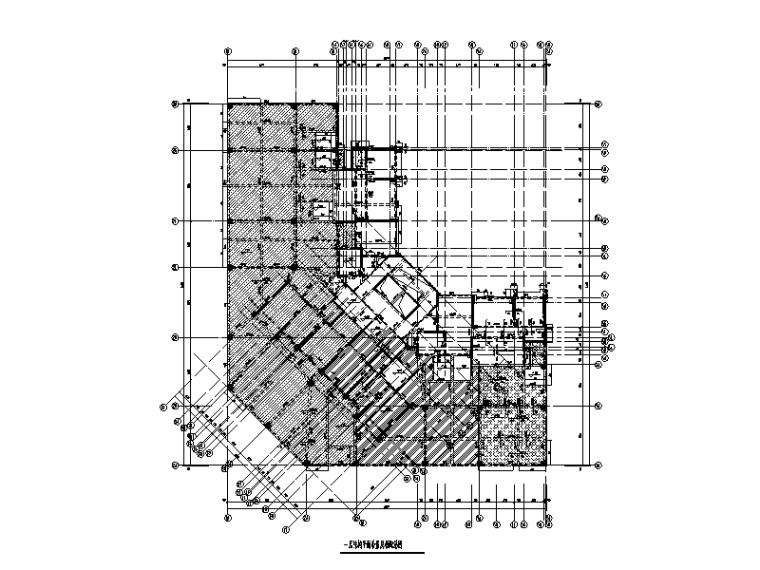 [四川]26层剪力墙结构商业+住宅楼建筑结构施工图(2017)