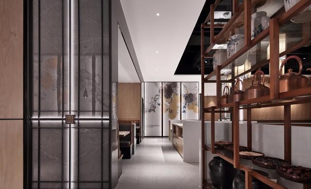 主题餐厅空间设计[艺鼎新作]福厨:品家常百味,享人间百福!