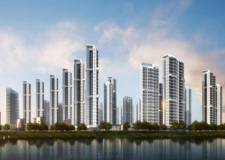 [湖北]武汉三釐潭现代风格居住区概念规划方案(BOTAO设计|PDF+66页)