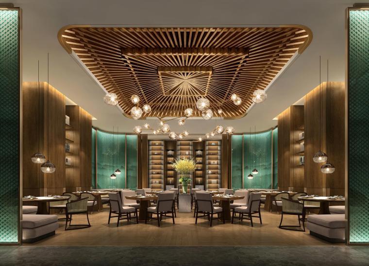 [福州]泰禾铂尔曼酒店公共区域艺术品方案+效果图