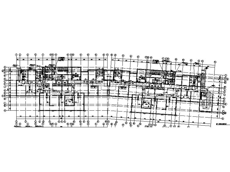 上海超高层住宅暖通设计施工图