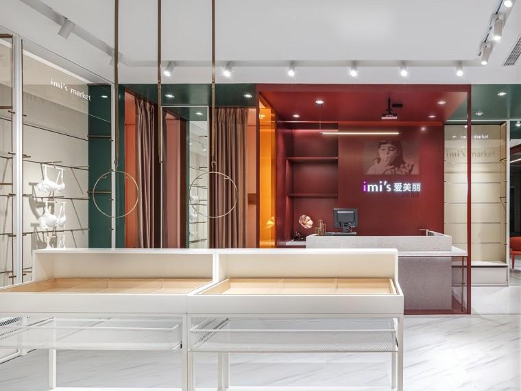 北京IMI'SMARKET内衣店