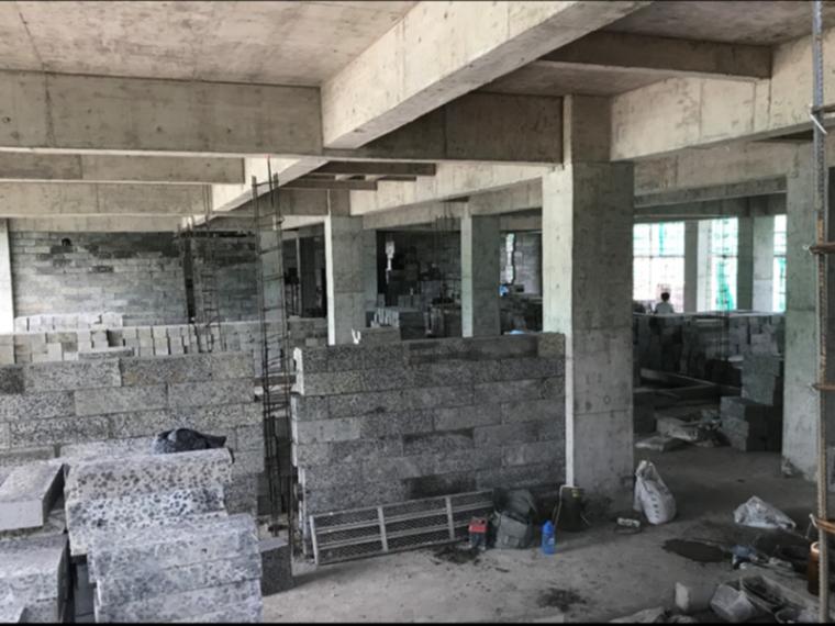 [QC成果]降低砌体工程砌块损耗率