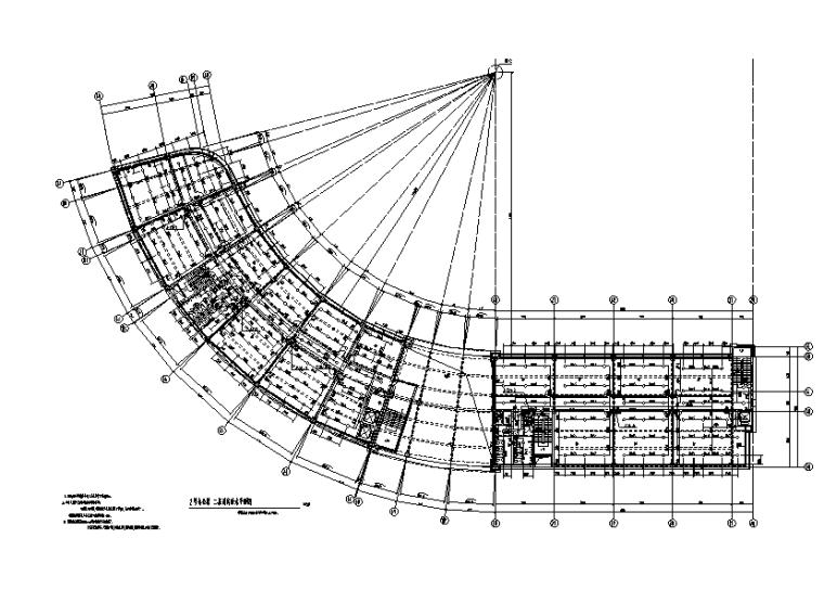 广州大型集团办公楼给排水设计施工图