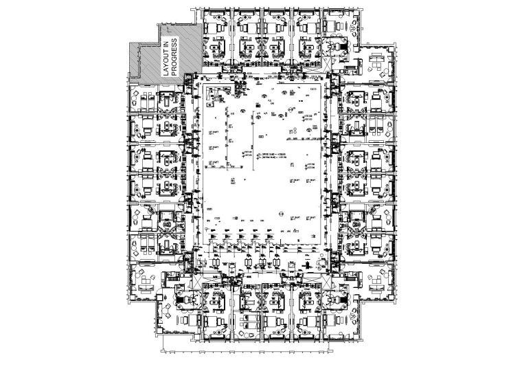 [香港]季裕棠-香港瑰丽酒店丨画册+平面CAD+机电图+摄影+实景+视频