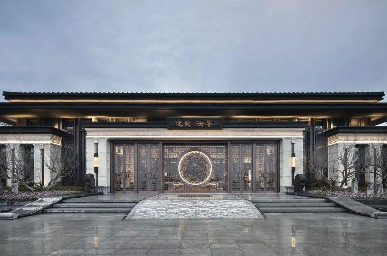 水墨江南,极致惊艳的中式设计!