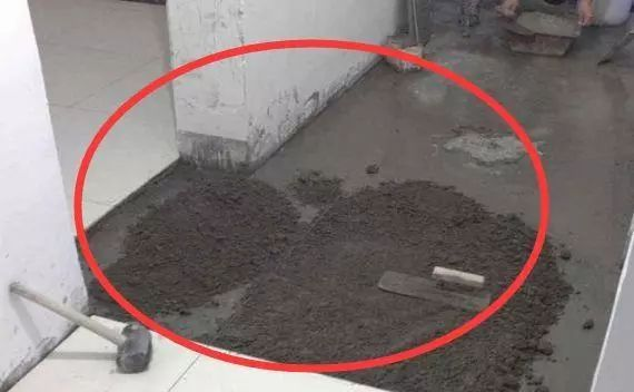 干货:瓷砖该干铺还是湿铺?不听劝入住后才知有多坑